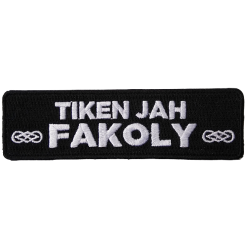 Patch TIKEN JAH FAKOLY