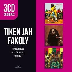 3 CD Originaux -...